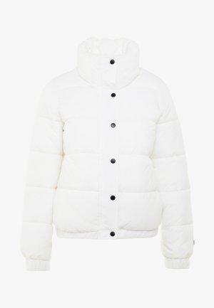 LOGO PAFFER - Winterjacke - white