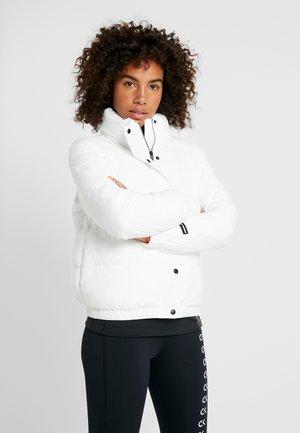 LOGO PAFFER - Veste d'hiver - white