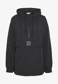 DKNY - HOODED ANORAK - Veste coupe-vent - black - 4