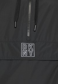 DKNY - HOODED ANORAK - Veste coupe-vent - black - 5