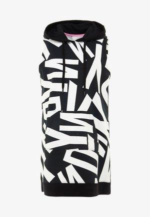 PRINTED  - Bluza z kapturem - black