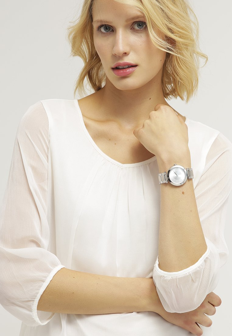 DKNY - STANHOPE - Watch - silver-coloured