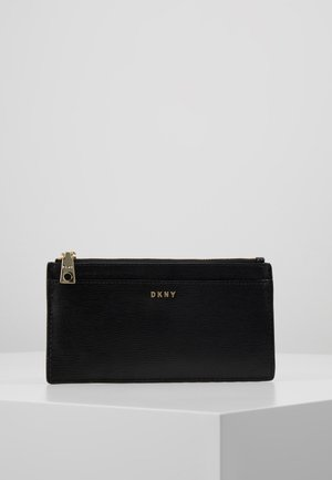BRYANT SLIM - Wallet - black/gold