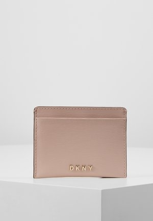 BRYANT CARD HOLDER - Lommebok - cashmere