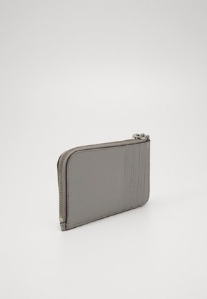 BRYANT ZIP CARD HOLDER - Punge - grey melange