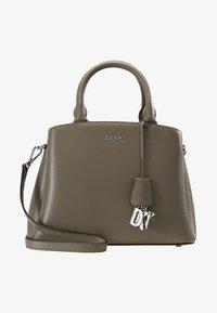 DKNY - SATCHEL - Käsilaukku - clay - 5