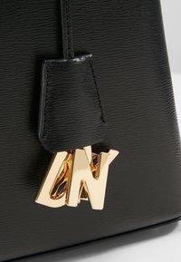 DKNY - SATCHEL - Handbag - black - 6