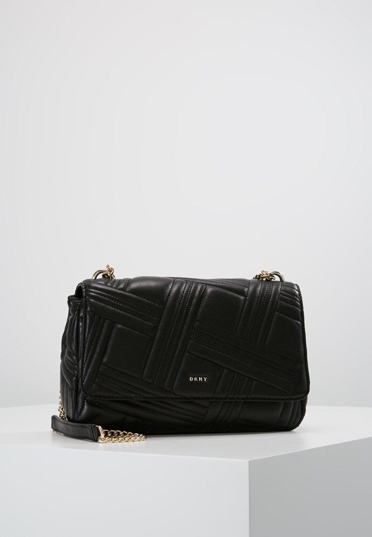 DKNY - ALLEN - Bæltetasker - black/gold