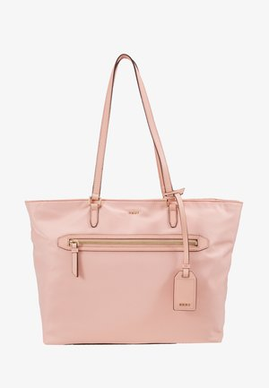 CASEY LARGE TOTE - Shopping Bag - nude