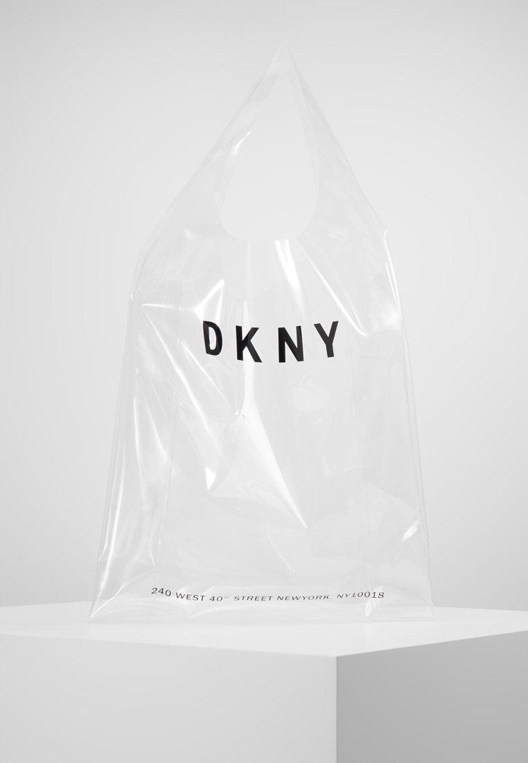 DKNY - PEARL MEDIUM - Tote bag - clear