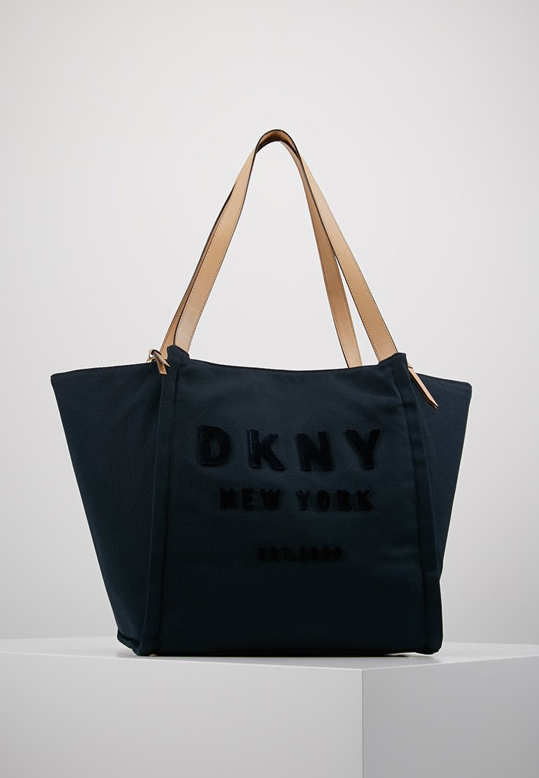 DKNY - COURTNEY TOTE - Cabas - navy