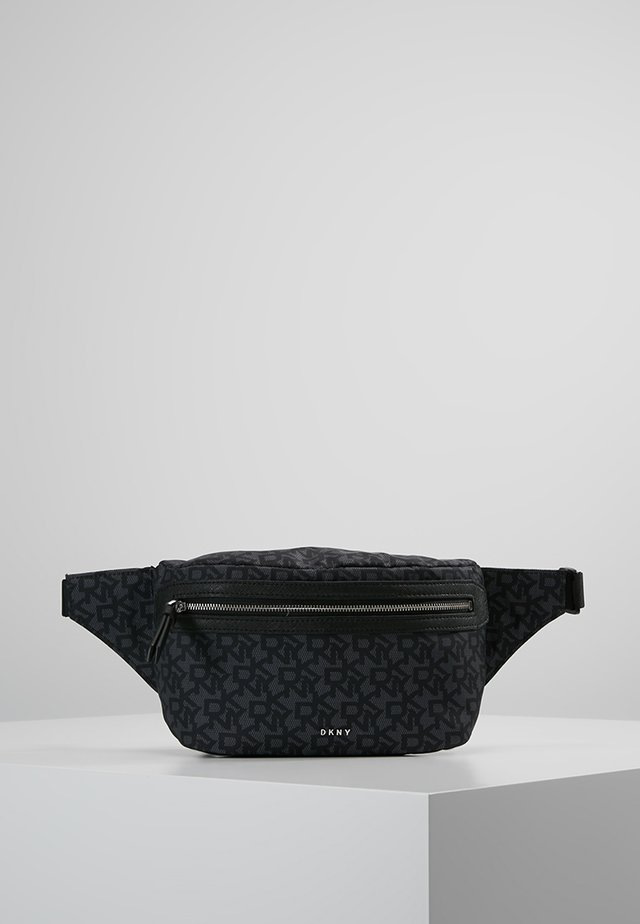 CASEY  LOGO - Bum bag - black