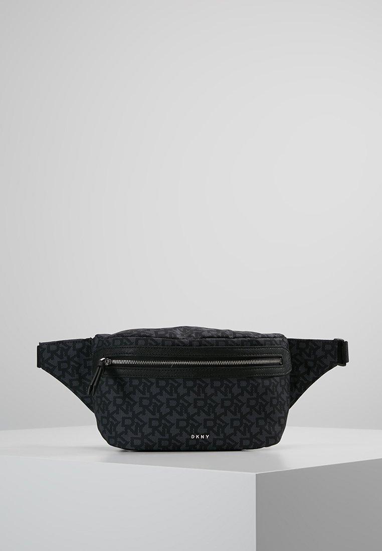DKNY - CASEY BELT BAG LOGO - Gürteltasche - black