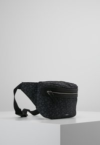 DKNY - CASEY  LOGO - Bum bag - black - 4