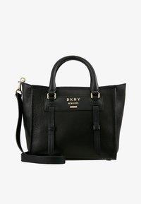 DKNY - WARREN  - Kabelka - black/gold-coloured - 6