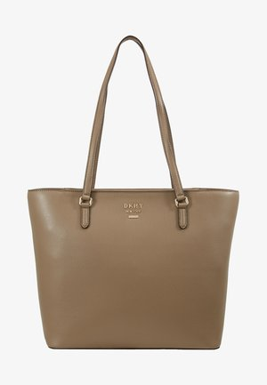 WHITNEY - Tote bag - dune