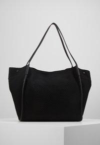 DKNY - EBONY TOTE - Handtasche - black - 2