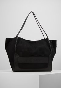 DKNY - EBONY TOTE - Handtasche - black - 0