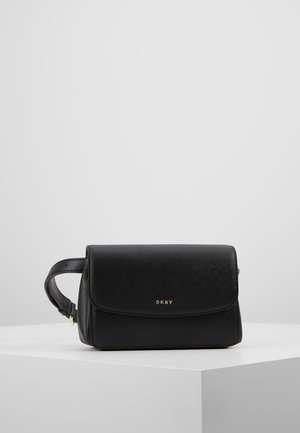 ITEM BELT BAG - Saszetka nerka - black7gold-coloured