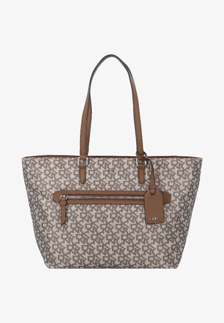 DKNY - CASEY  - Handbag - brown