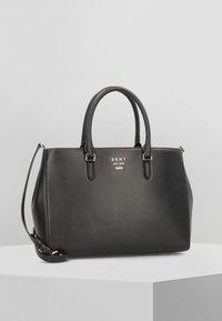 DKNY - WHITNEY - Handbag - black/gold - 0