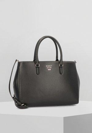 WHITNEY - Handbag - black/gold
