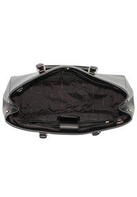 DKNY - WHITNEY - Handbag - black/gold - 4
