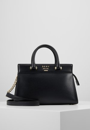 AVA - Handbag - black/gold