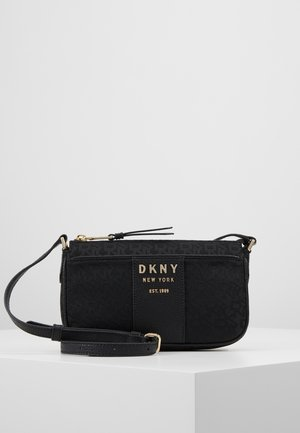 NOHO DEMI CROSSBODY - Sac à main - black