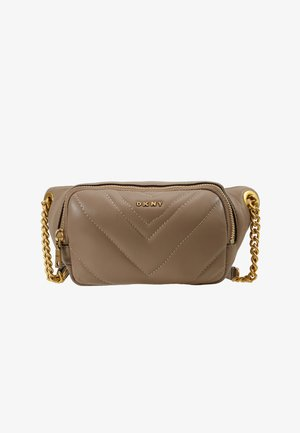 VIVIAN BELT BAG - Riñonera - dune
