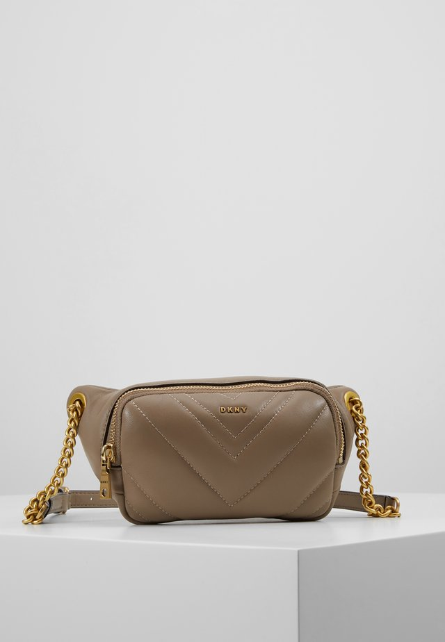 VIVIAN BELT BAG - Bum bag - dune