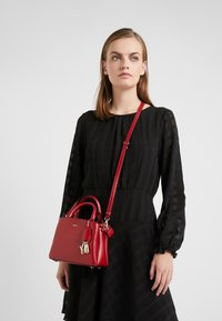 DKNY - SATCHEL - Torebka - bright red - 1
