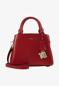 DKNY - SATCHEL - Torebka - bright red - 5