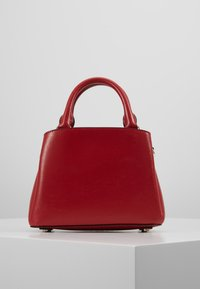 DKNY - SATCHEL - Torebka - bright red - 2