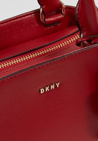 DKNY - SATCHEL - Torebka - bright red - 6