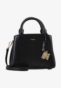 DKNY - SATCHEL - Handbag - black/gold - 5