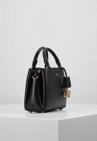 DKNY - SATCHEL - Handbag - black/gold - 3