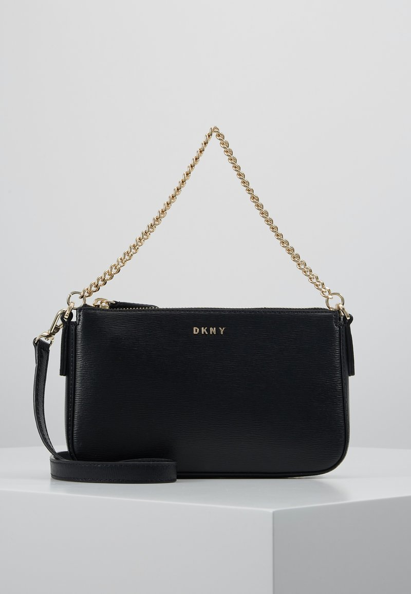 DKNY - SUTTON DEMI XBODY - Handbag - black