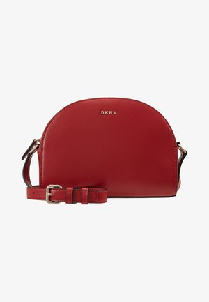 SUTTON DOME XBODY - Across body bag - bright red