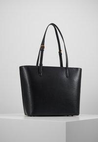 DKNY - ALEXA TOTE SUTTON - Tote bag - black/gold - 2