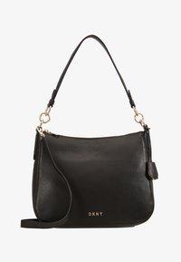 DKNY - DAYSIE  - Handtasche - black/gold-coloured - 5