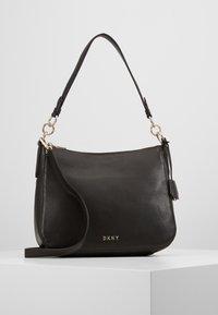 DKNY - DAYSIE  - Handtasche - black/gold-coloured - 0