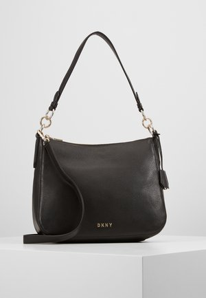 DAYSIE  - Handtasche - black/gold-coloured