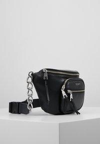 DKNY - ABBY  - Bum bag - black/silver - 3