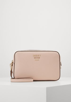 WHITNEY CAMERA BAG - Across body bag - light pink