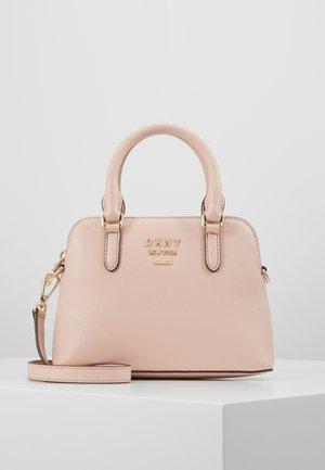 WHITNEY MINI DOME SATCHEL - Handbag - light pink