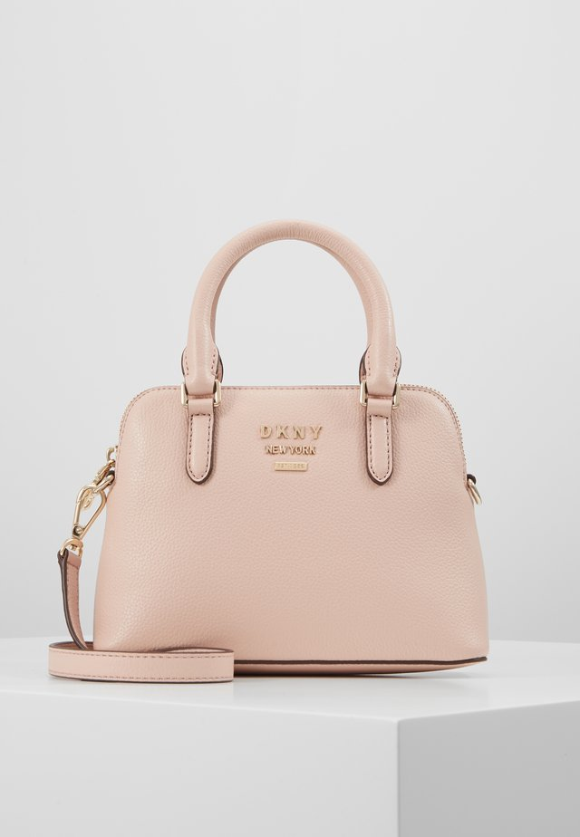 WHITNEY MINI DOME SATCHEL - Torebka - light pink