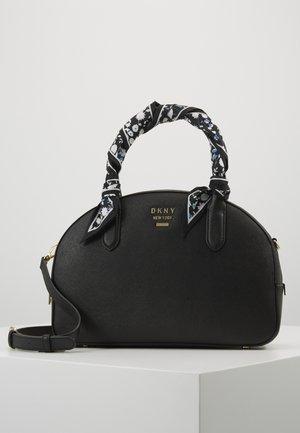 LIZA MEDIUM TOTE - Handbag - black