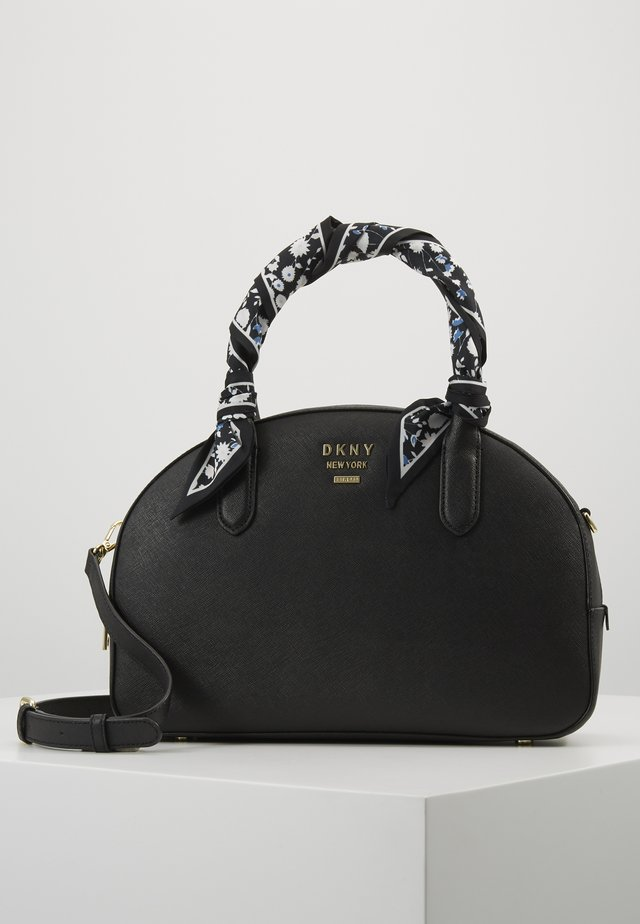 LIZA MEDIUM TOTE - Handbag - black