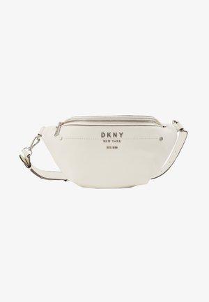ERIN BELT BAG - Rumpetaske - white
